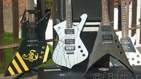Kytarové Samolepky